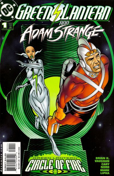Green Lantern/Adam Strange Vol 1 1