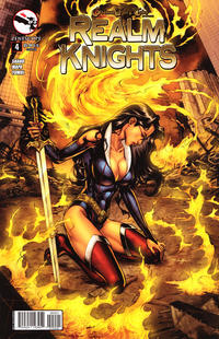 Grimm Fairy Tales Presents Realm Knights Vol 1 4