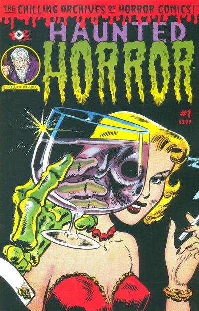 Haunted Horror Vol 1 1