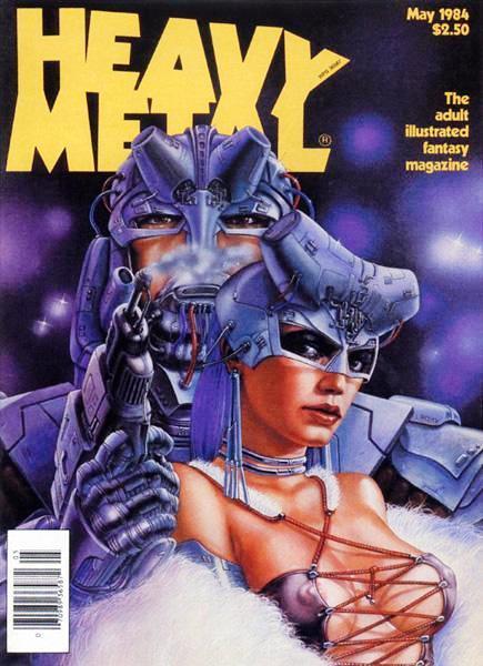 Heavy Metal Vol 8 2