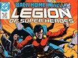 Legion of Super-Heroes Vol 3 23