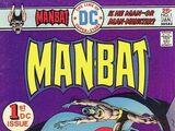 Man-Bat Vol 1 1