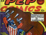 Pep Comics Vol 1 22