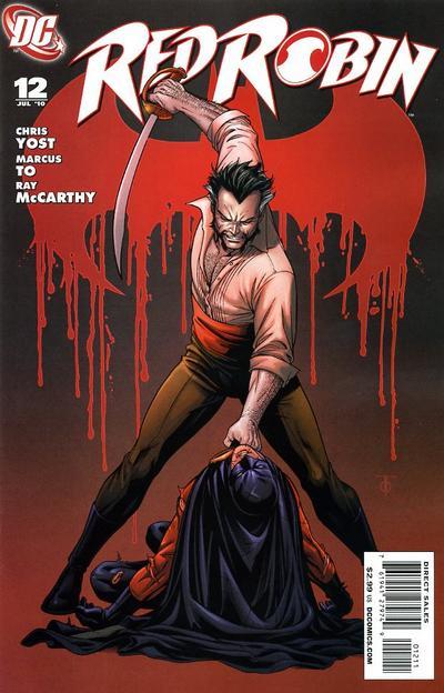 Red Robin Vol 1 12
