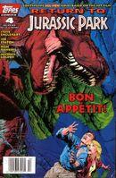Return to Jurassic Park Vol 1 4