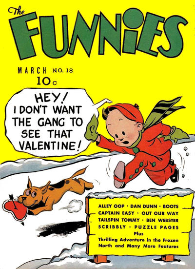 The Funnies Vol 2 18