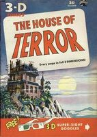 The House of Terror Vol 1 1