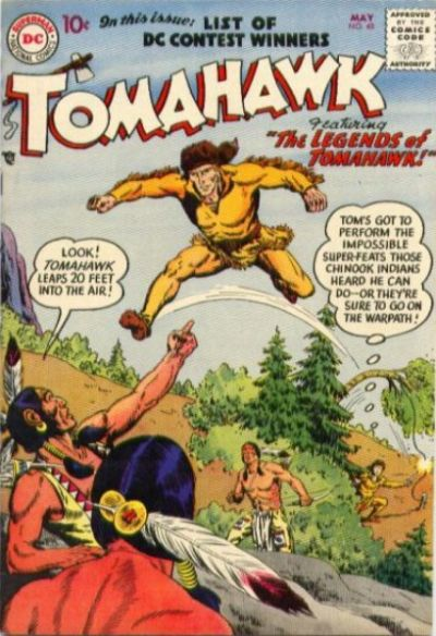 Tomahawk Vol 1 48