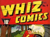 Whiz Comics Vol 1 9