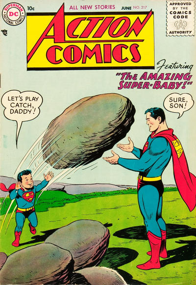 Action Comics Vol 1 217