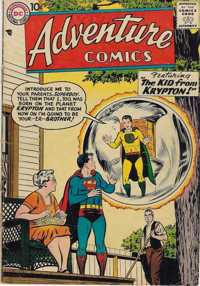 Adventure Comics Vol 1 242