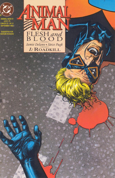 Animal Man Vol 1 51