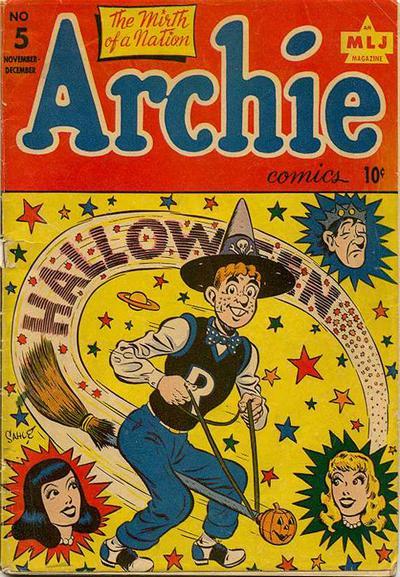 Archie Vol 1 5