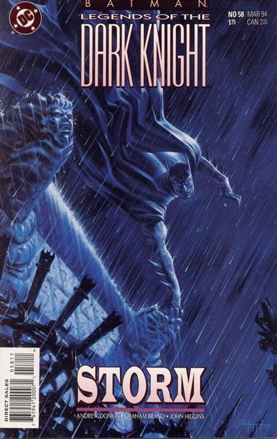 Batman: Legends of the Dark Knight Vol 1 58