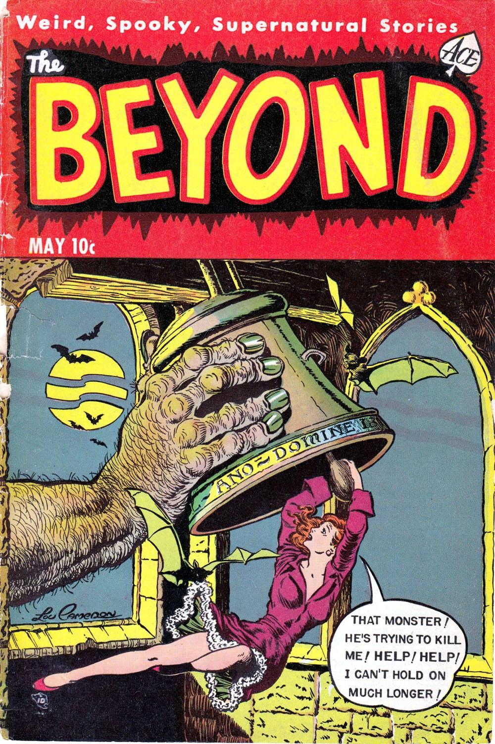 The Beyond Vol 1 20
