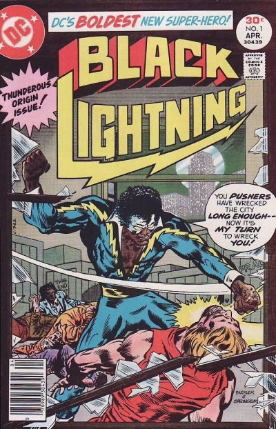 Black Lightning/Covers