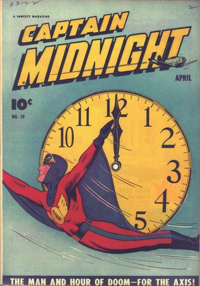 Captain Midnight Vol 1 19