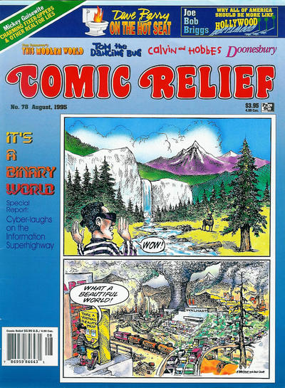 Comic Relief Vol 2 78