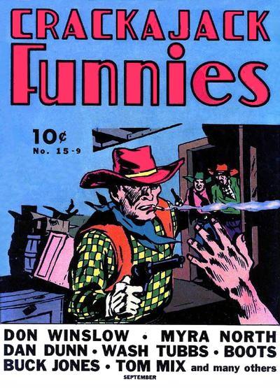Crackajack Funnies Vol 1 15