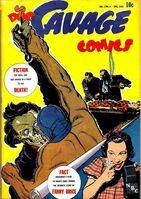 Doc Savage Comics Vol 1 16