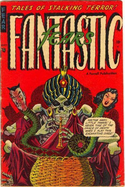 Fantastic Fears Vol 1 3