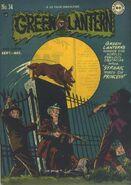 Green Lantern Vol 1 34
