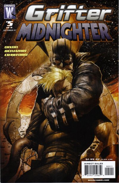 Grifter/Midnighter Vol 1 5