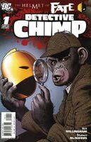 Helmet of Fate Detective Chimp Vol 1 1