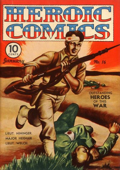 Heroic Comics Vol 1 16