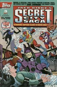 Jack Kirby's Secret City Saga Vol 1 3