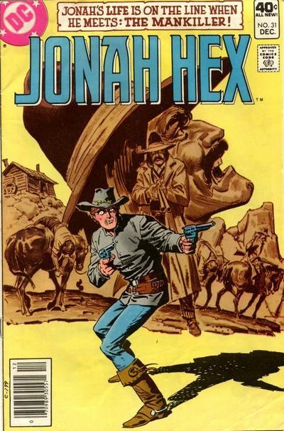 Jonah Hex Vol 1 31