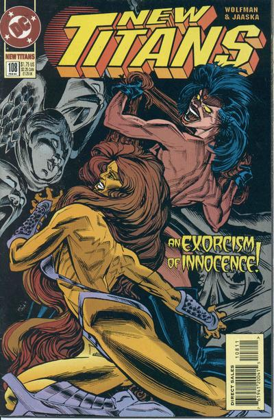 New Titans Vol 1 108
