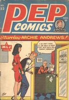 Pep Comics Vol 1 52