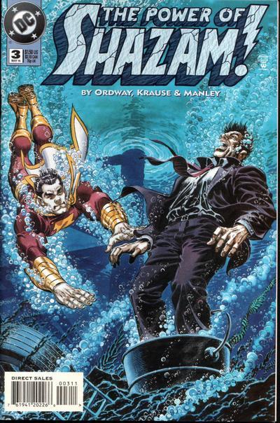 Power of Shazam Vol 1 3