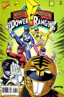 Saban's Mighty Morphin Power Rangers Vol 3 6