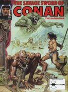 Savage Sword of Conan Vol 1 176