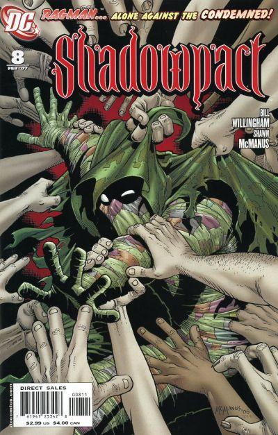 Shadowpact Vol 1 8