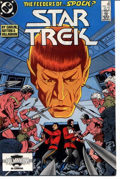 Star Trek (DC) Vol 1 45