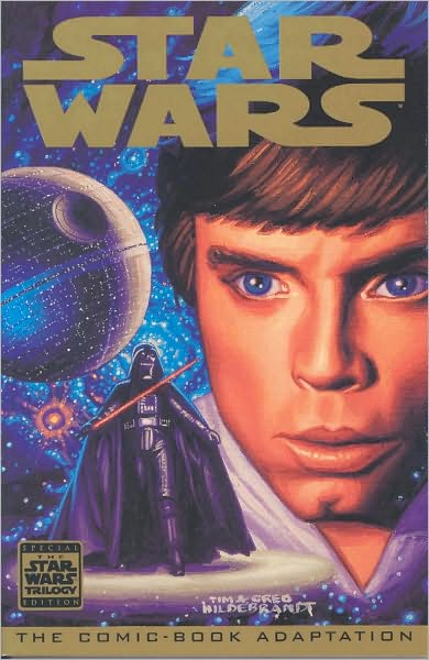 Star Wars: The Comic Book Adaptation Vol 1 1