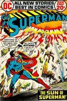 Superman Vol 1 255