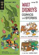 Walt Disney's Comics and Stories Vol 1 266