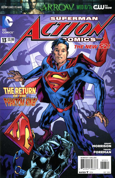 Action Comics Vol 2 13