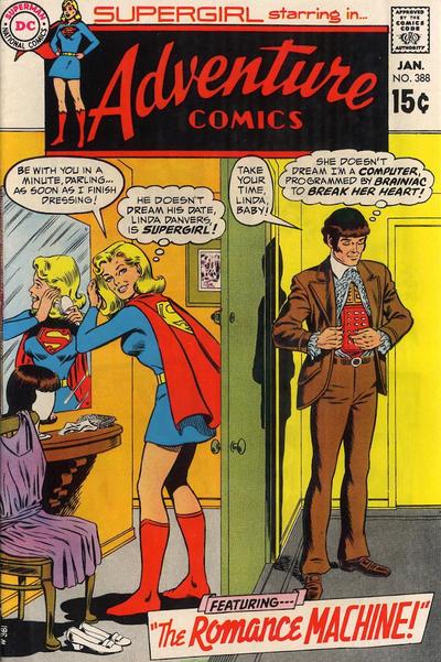 Adventure Comics Vol 1 388