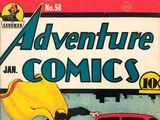 Adventure Comics Vol 1 58