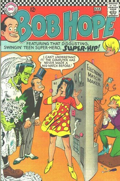 Adventures of Bob Hope Vol 1 103