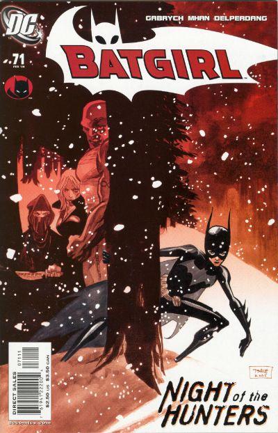 Batgirl Vol 1 71