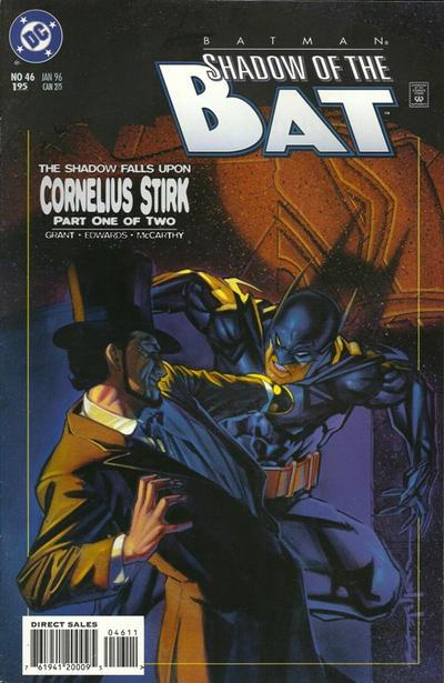 Batman: Shadow of the Bat Vol 1 46