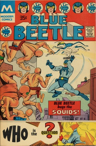 Blue Beetle (Modern) Vol 1 1