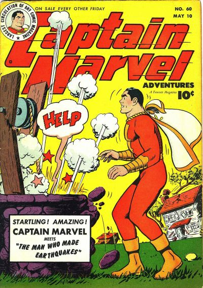 Captain Marvel Adventures Vol 1 60