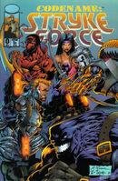 Codename Stryke Force Vol 1 0